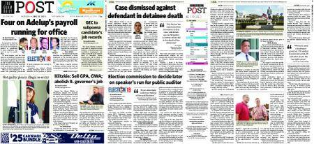 The Guam Daily Post – June 28, 2018