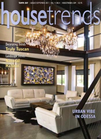 Housetrends (Edition Tampa Bay) - August/September 2011