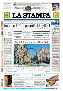 La Stampa Imperia e Sanremo - 30 Marzo 2018