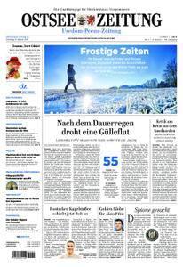 Ostsee Zeitung Wolgast - 09. Januar 2018