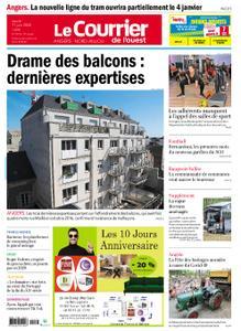 Le Courrier de l'Ouest Angers – 11 juin 2020