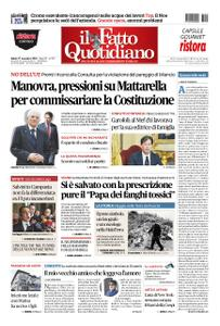 Il Fatto Quotidiano - 17 novembre 2018