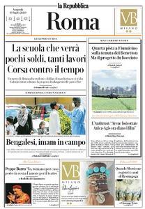la Repubblica Roma - 10 Luglio 2020