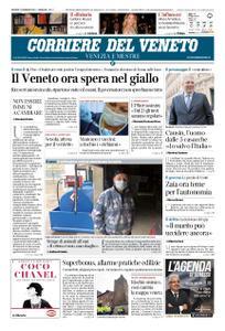 Corriere del Veneto Venezia e Mestre – 21 gennaio 2021