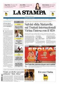 La Stampa Torino Provincia e Canavese - 13 Maggio 2018