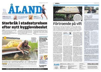 Ålandstidningen – 28 juni 2019