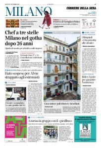Corriere della Sera Milano – 07 novembre 2019