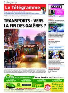 Le Télégramme Guingamp – 03 juin 2019