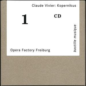Claude Vivier - Kopernikus - Opera Factory Freiburg (2015) {Bastille Musique 1}