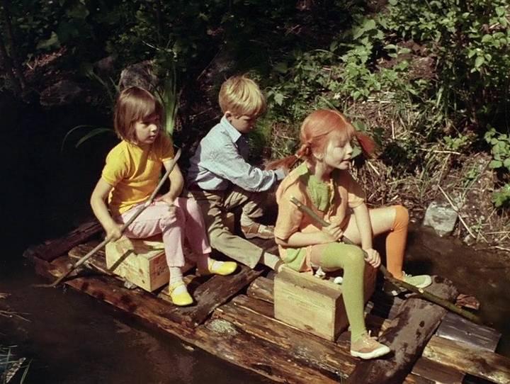 Pippi Longstocking / Pippi Långstrump (1969)