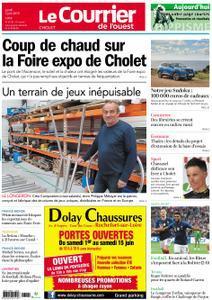 Le Courrier de l'Ouest Cholet – 03 juin 2019