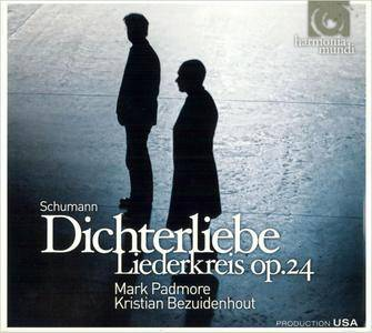 Mark Padmore, Kristian Bezuidenhout - Robert Schumann: Dichterliebe, Liederkreis; Franz Lachner: Five songs (2010)