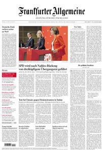 Frankfurter Allgemeine Zeitung F.A.Z. - 04. Juni 2019