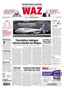 WAZ Westdeutsche Allgemeine Zeitung Oberhausen-Sterkrade - 15. Februar 2019
