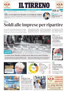 Il Tirreno Livorno - 7 Aprile 2020