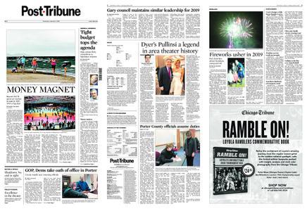 Post-Tribune – January 03, 2019