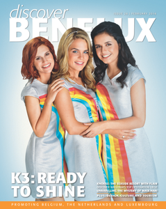 Discover Benelux & France - February 2016