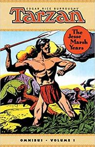 Tarzan: The Jesse Marsh Years Omnibus [Repost]