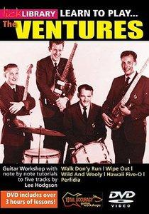 Learn To Play The Ventures [repost]