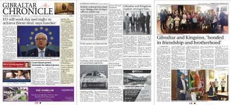 Gibraltar Chronicle – 13 September 2018