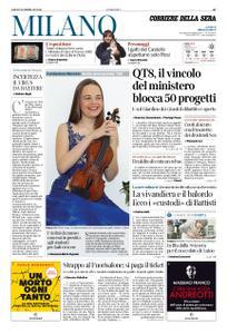 Corriere della Sera Milano – 16 febbraio 2019