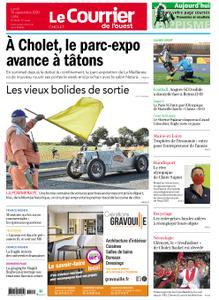 Le Courrier de l'Ouest Cholet – 14 septembre 2020