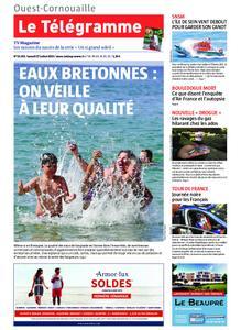 Le Télégramme Ouest Cornouaille – 27 juillet 2019