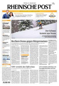 Rheinische Post – 10. Januar 2020