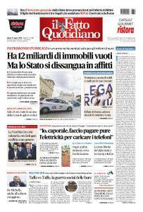 Il Fatto Quotidiano - 11 agosto 2018