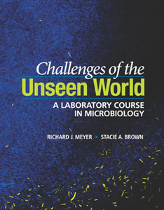 Challenges of the Unseen World : A Laboratory Course in Microbiology