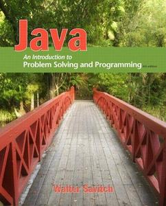 Java: An Introduction to Problem Solving & Programming (Repost)