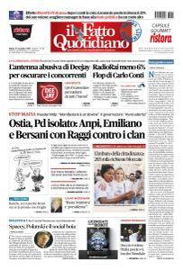 Il Fatto Quotidiano - 11 Novembre 2017