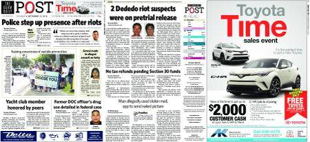 The Guam Daily Post – September 15, 2018
