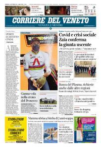 Corriere del Veneto Venezia e Mestre – 18 ottobre 2020