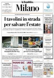la Repubblica Milano - 22 Maggio 2020