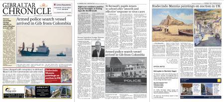 Gibraltar Chronicle – 16 September 2020