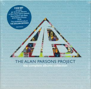 The Alan Parsons Project - The Complete Albums Collection (2011) [11CD Box Set]