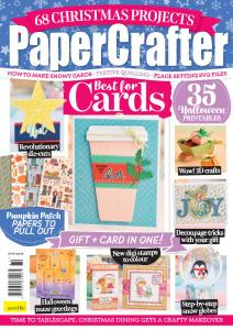 PaperCrafter - October 2021