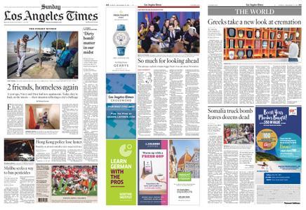 Los Angeles Times – December 29, 2019