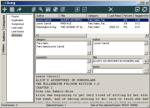 ICE Book Reader Professional Retail Version 7.6