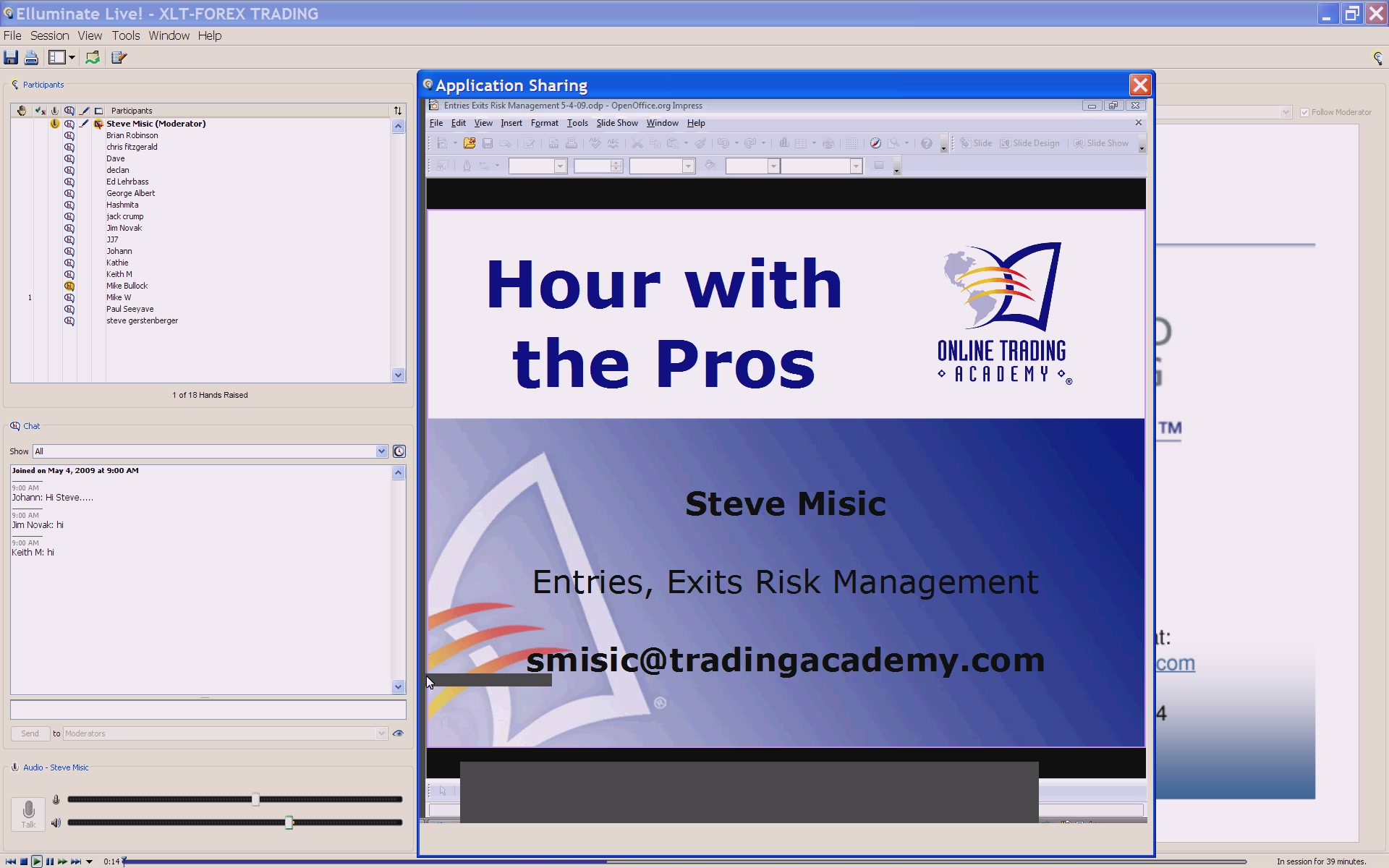 Extended learning track xlt forex trading course