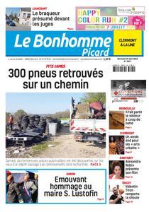 Le Bonhomme Picard (Clermont) - 24 avril 2019