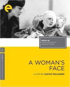 A Woman's Face / En kvinnas ansikte (1938) [Criterion Collection]