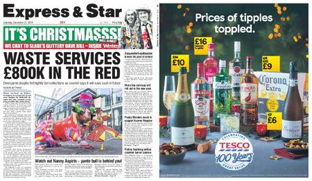 Express and Star City Edition – December 21, 2019