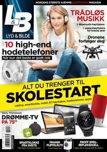 Lyd & Bilde - august 2016