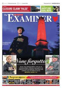 The Examiner - April 26, 2018