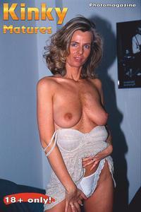 Kinky Matures Adult Photo Magazine - September 2020