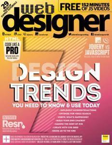 Web Designer - Issue 261 2017