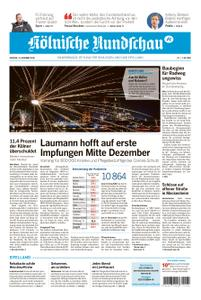Kölnische Rundschau Euskirchen/Schleiden – 24. November 2020