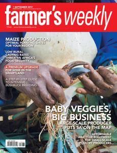 Farmer's Weekly - 01 September 2017